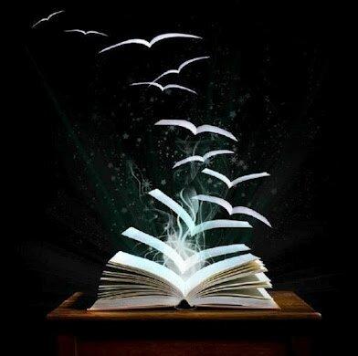 livres qui s'envolent