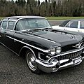 Cadillac fleetwood series 75 limousine-1958