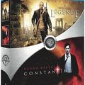 Coffret CONSTANTINE / I AM LEGEND