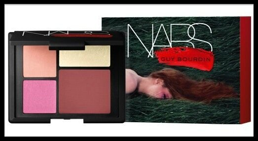 nars guy bourdin palette joues 1