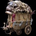 Les roulottes.... petits théâtres d'objets
