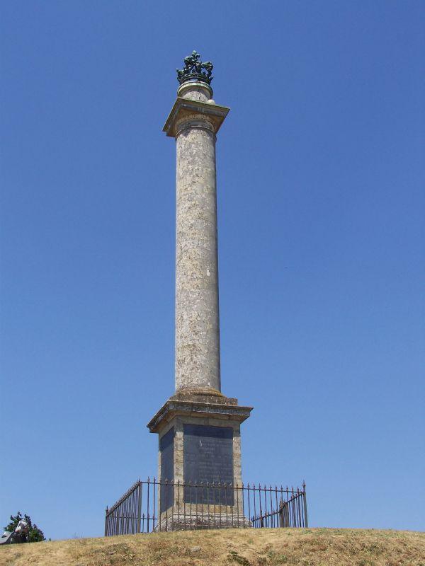 La colonne de la Duchesse d'Angoulême
