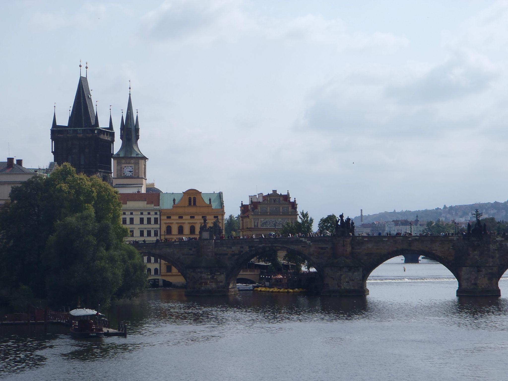 prague - pont charles 1