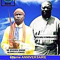 Kongo dieto 3465 : enfin, voici le vrai seigneur kimbangu, le messager de tata nzambi'a mpungu (suite) !