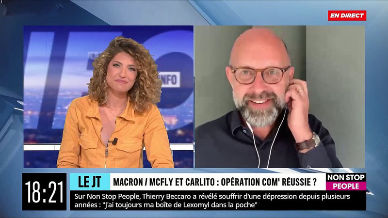 Frédéric Fougerat NONSTOPPEOPLE 24 mai 2021