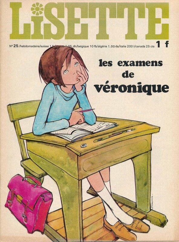 Lisette 70 couv n° 25