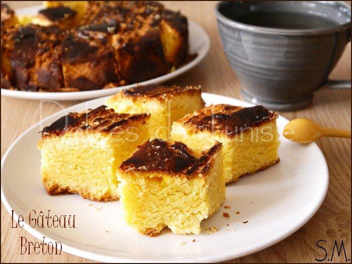 Le gâteau Breton 2