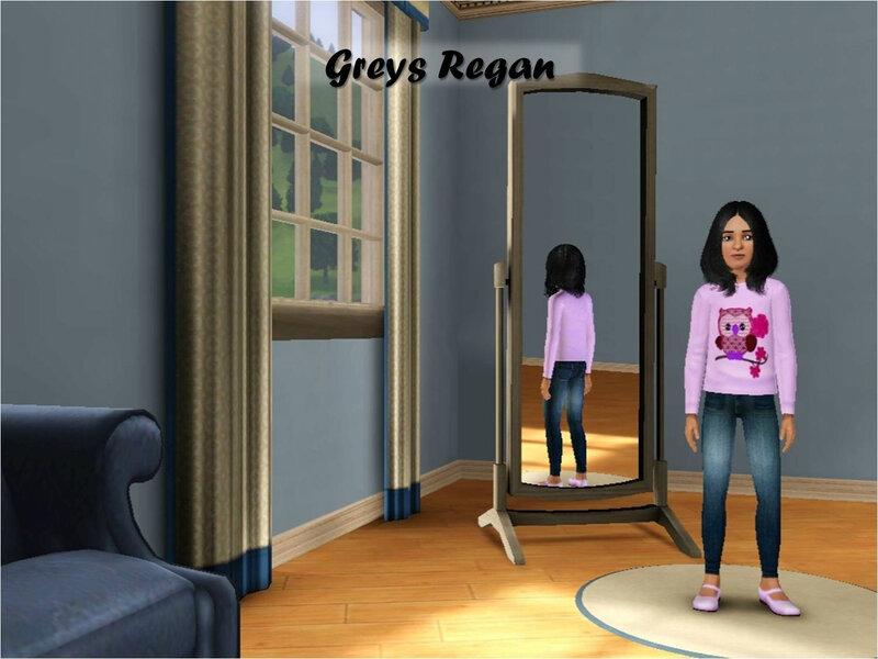 Greys Regan