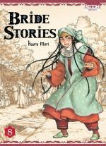 Bride Stories, tome 08, Kaoru Mori Ki-oon seinen