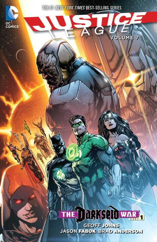new 52 justice league vol 07 darkseid war 1