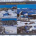 Font Romeu - Odeillo datée 2014