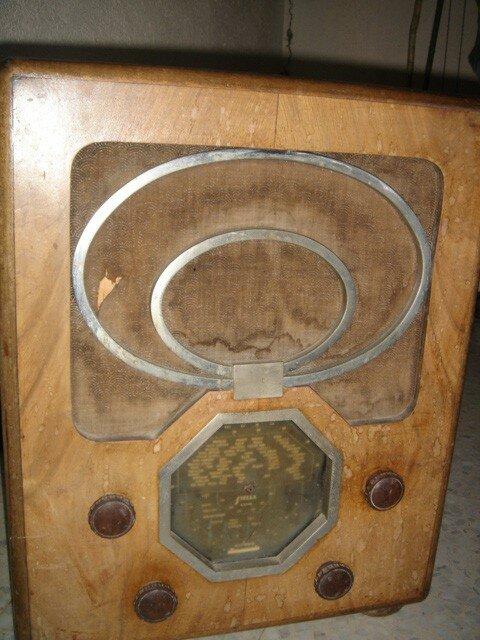 Poste Radio de 1935