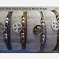bracelet_shiny_peace___cubes