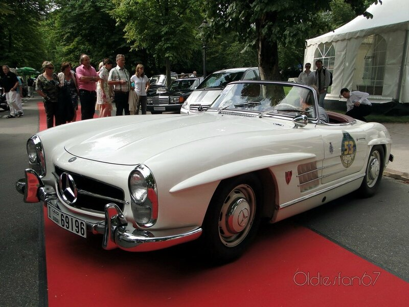 mercedes 300 sl roadster 1957 1963 c