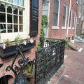 Historic street / Walkway