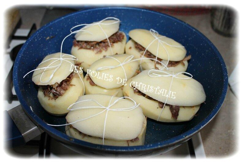 Pommes de terre au confit 9