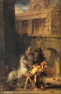 les cavales de Diomède
