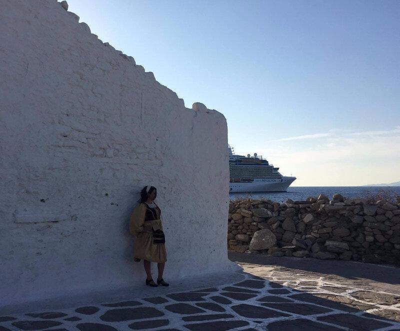 danseuse grecque Mykonos_etsionjasait