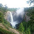 Road trip ouest canadien : etape 4 - le parc wells gray