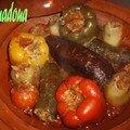 Des légumes farcies