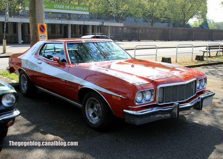 Ford gran torino de 1975 (Retrorencard mai 2013) 01