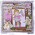 Carte pour le forum scrap shabby.