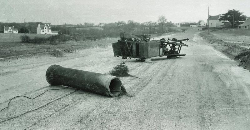 Ch38 - Non au nucléaire au Loch - Reste de barricade 5