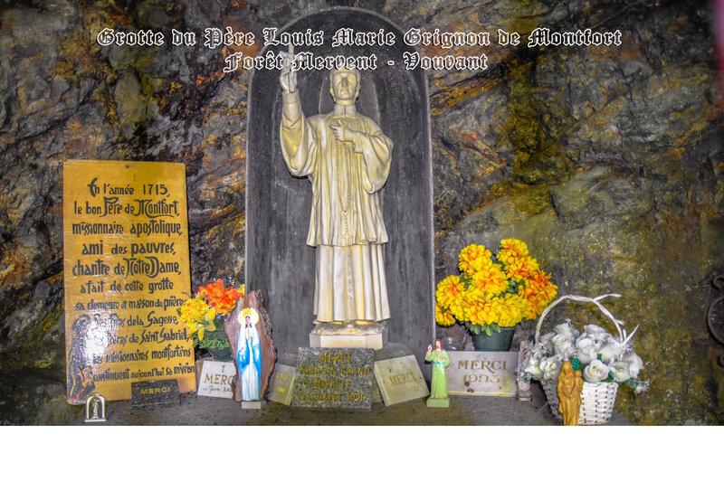 Missionnaire apostolique, le Père Louis Marie Grignon de Montfort (7)