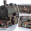 letraindemanu (837b) patine locomotive à vapeur Ho série 38 DB Marklin 3098