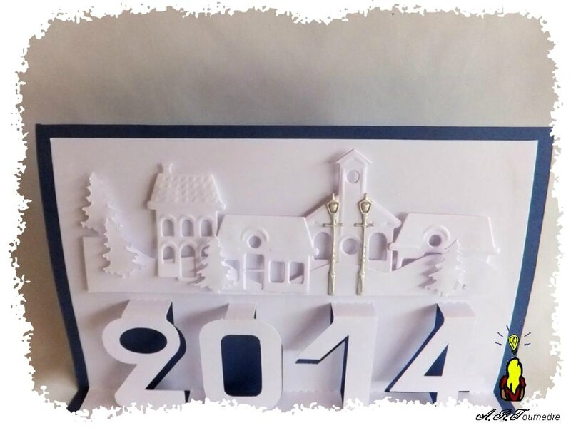 ART 2013 12 kirigami 2014 simple 2