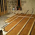 Plancher traditionnel