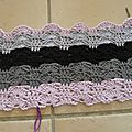 couverture au crochet