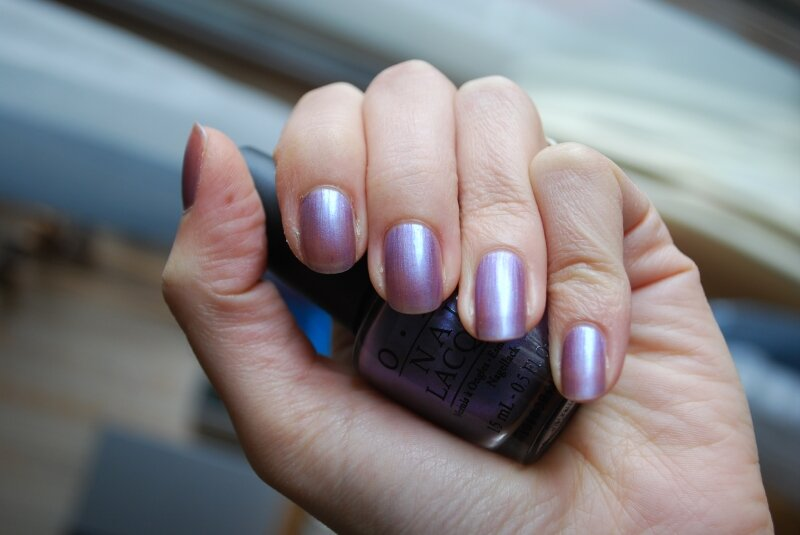 OPI the color to watch