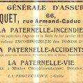 Lou Garounés 1931 Publicités (1)