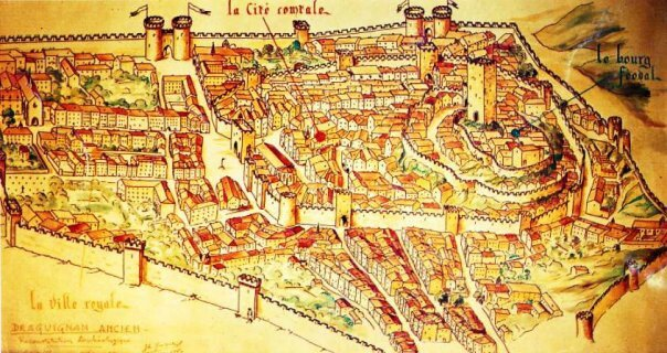 Draguignan ville régale