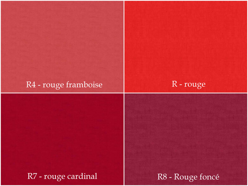 colorama rouge