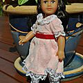 Samantha - Mini American Girl - 17 cm