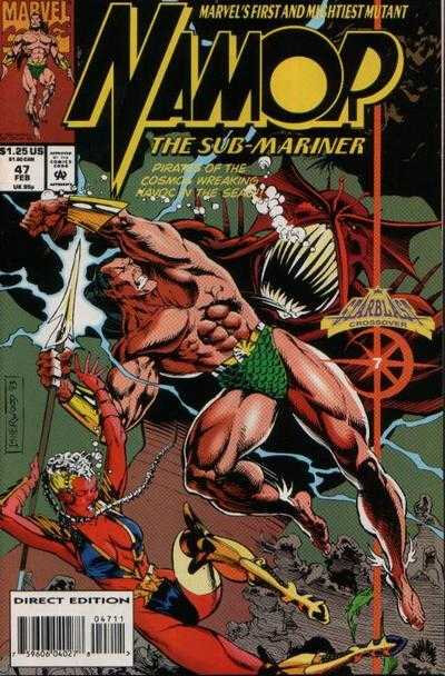 namor the sub-marine 1990 47