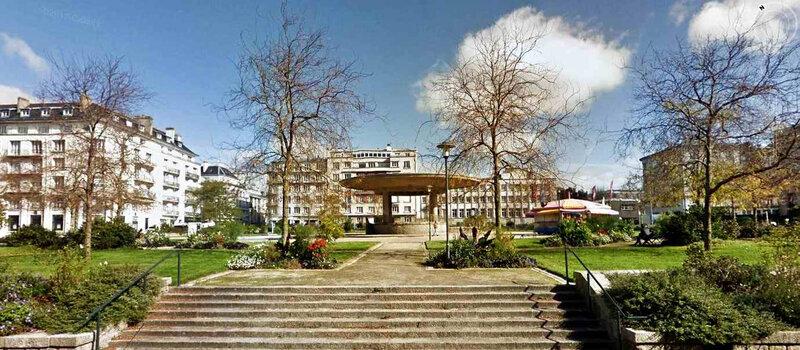 Place Wilson Brest