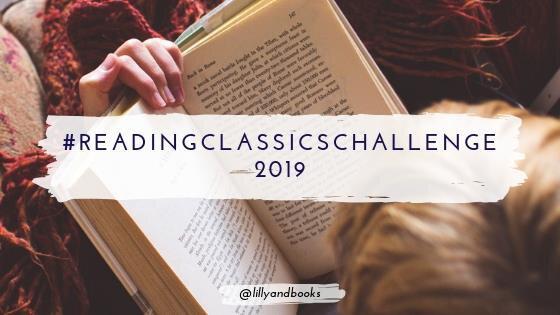 READING CLASSICS CHALLENGE 2019 BANNIERE