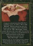card_marilyn_sports_time_1995_num133b