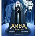 Dimanche 6 décembre, nous accueillons françois roca, anya et son tigre blanc ...