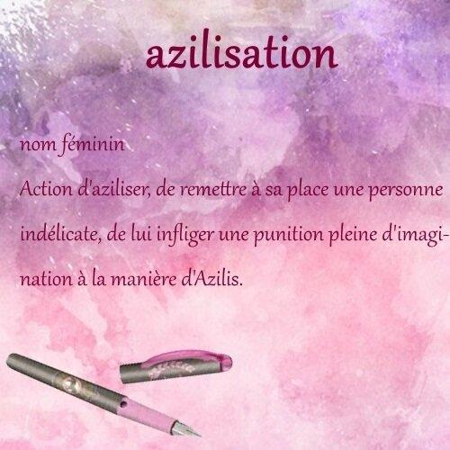 azilisation