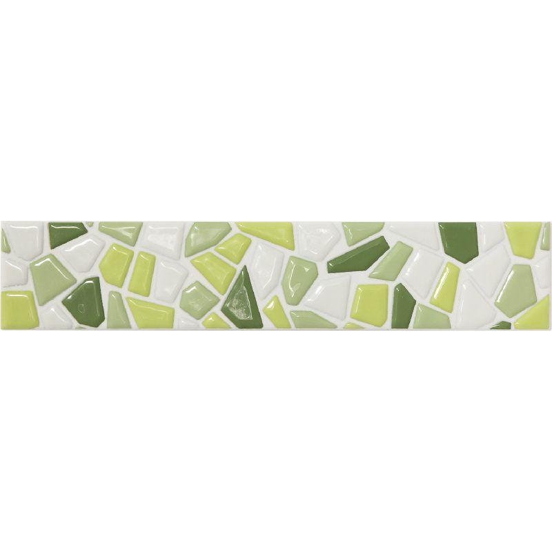 La cuisine : ambiance moderne gris-blanc-vert anis - Prendre ...