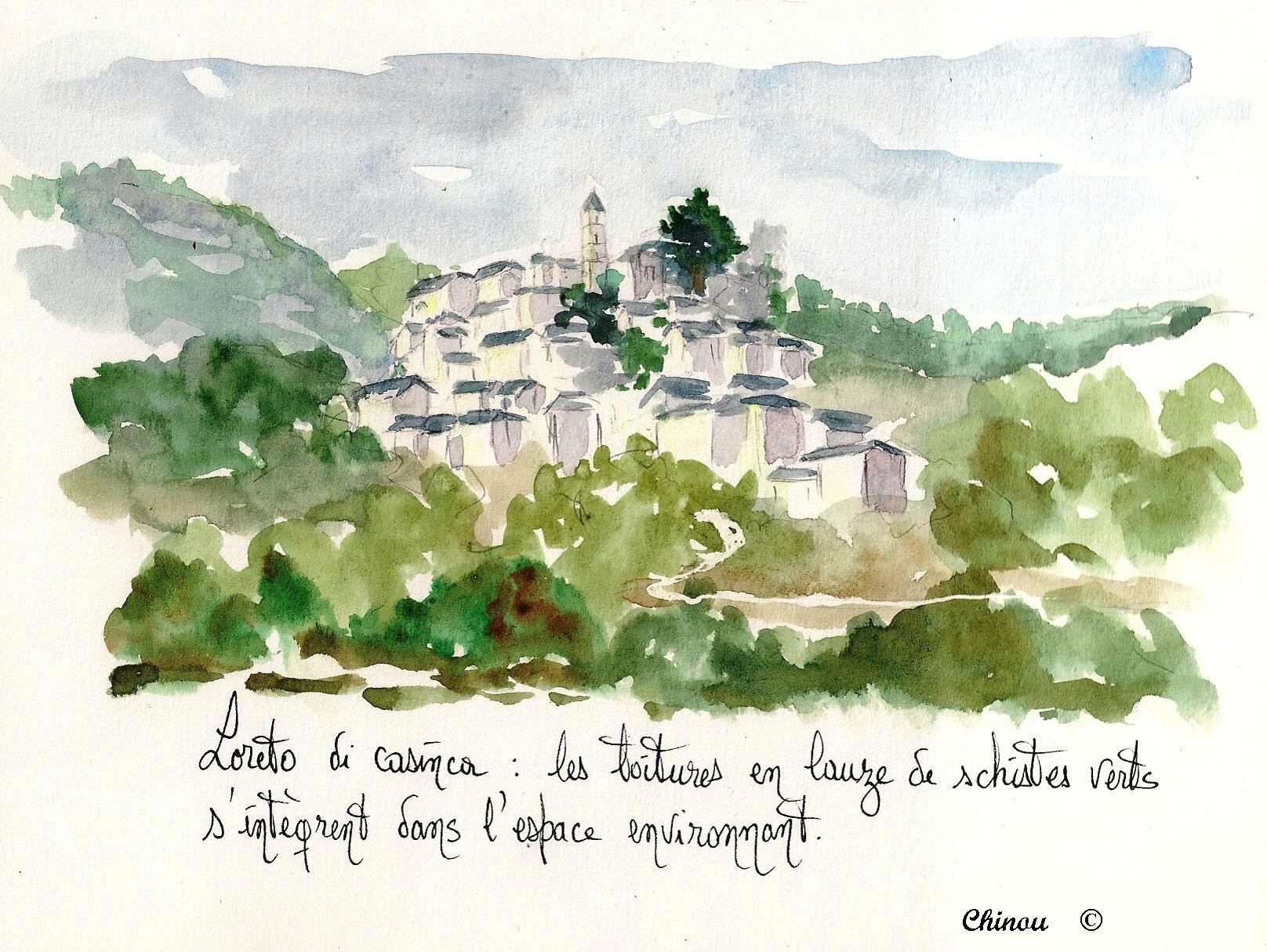Loreto di Casinca Corse