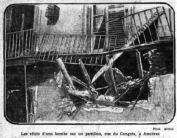 Zeppelin Asnières