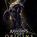 Tout l'art de assassin's creed origins de paul davies