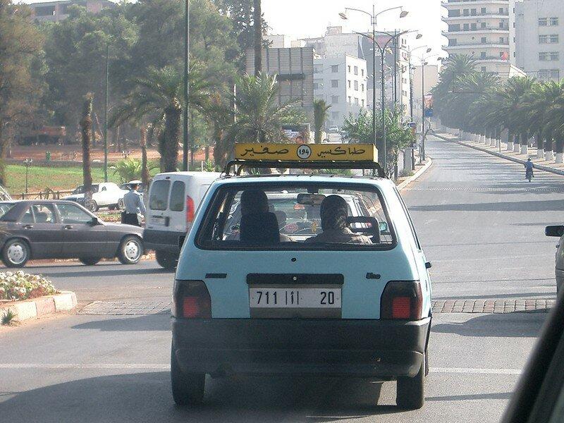 Taxi Meknes