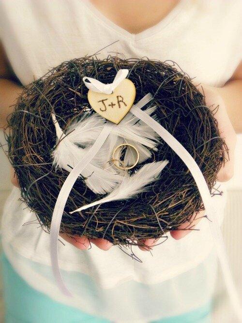 porte-alliance-nid-oiseau-mariage