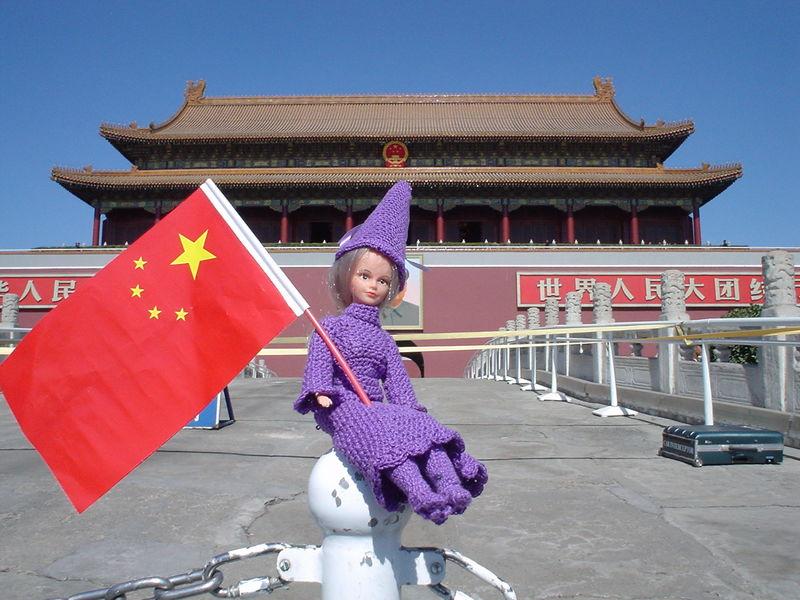 La fée ... en Chine
